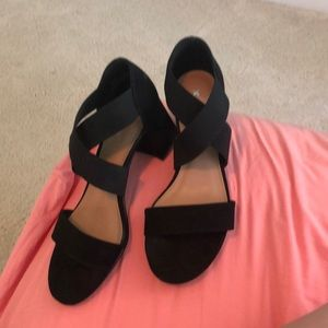 X appeal heels barely worn size 10